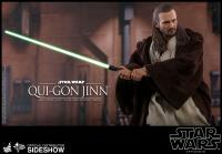 Gallery Image of Qui-Gon Jinn Sixth Scale Figure