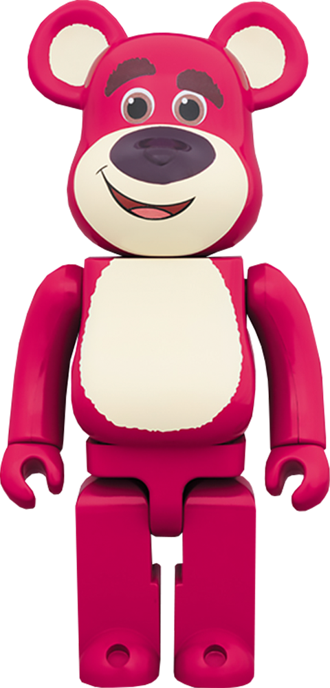Medicom Toy Be@rbrick Lots-O'-Huggin' Bear 1000% Figure