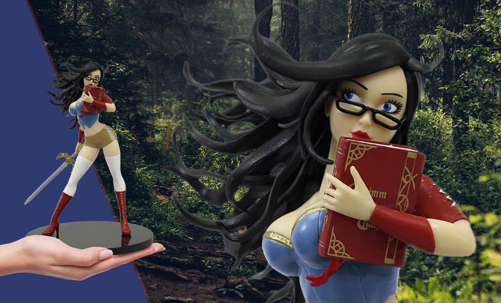 Gallery Feature Image of Sela Mathers (Snow White) Statue - Click to open image gallery