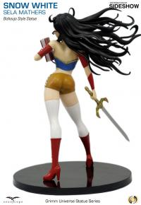 Gallery Image of Sela Mathers (Snow White) Statue