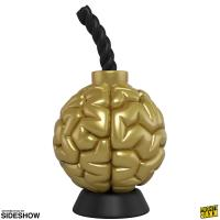 Gallery Image of Smart Bomb (Gold Edition) Vinyl Collectible