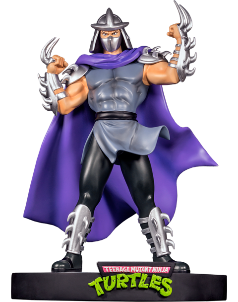 Ikon Collectibles Shredder Statue