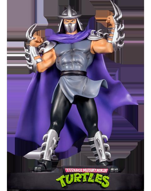 Ikon Collectables Shredder Statue