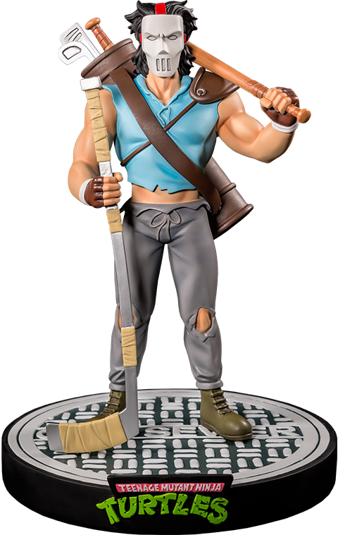 Ikon Collectibles Casey Jones Statue