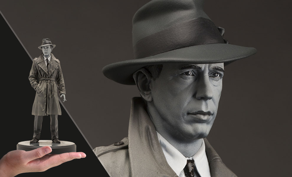 Gallery Feature Image of Humphrey Bogart Statue - Click to open image gallery