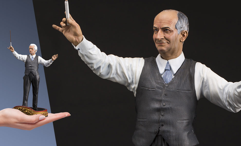 Gallery Feature Image of Louis De Funés Statue - Click to open image gallery