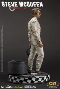 Gallery Image of Steve McQueen Statue