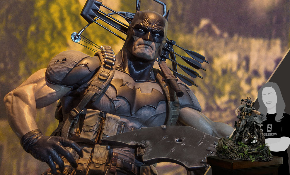 Gallery Feature Image of Batman Zero Year Statue - Click to open image gallery