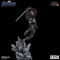 Gallery Image of Ronin Statue
