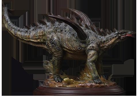 Damtoys Gigantspinosaurus Statue