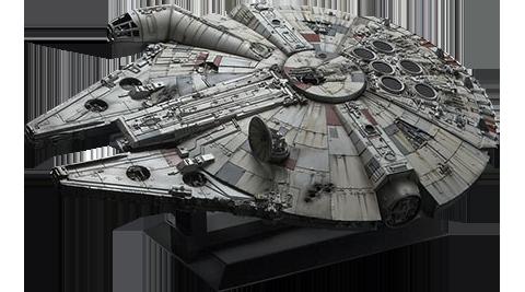 Bandai Millennium Falcon Model Kit