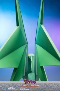 Gallery Image of Spyro Crystal Dragon Statue