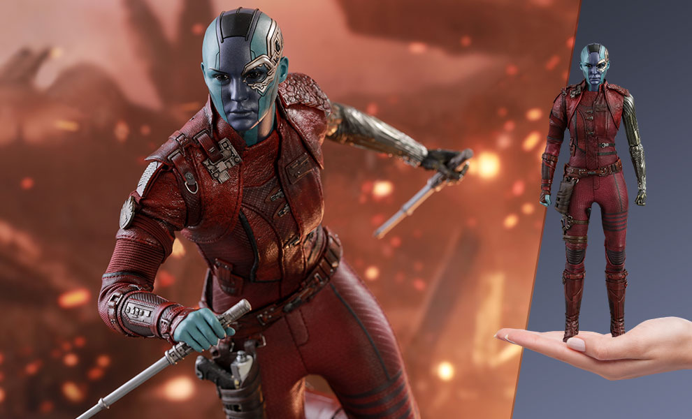Gallery Feature Image of Nebula Sixth Scale Figure - Click to open image gallery