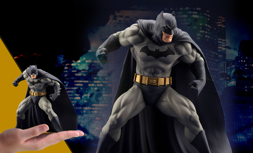 Gallery Feature Image of Batman Hush Statue - Click to open image gallery