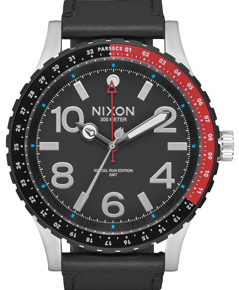 Nixon Han Solo Black 51 30SW Watch Jewelry