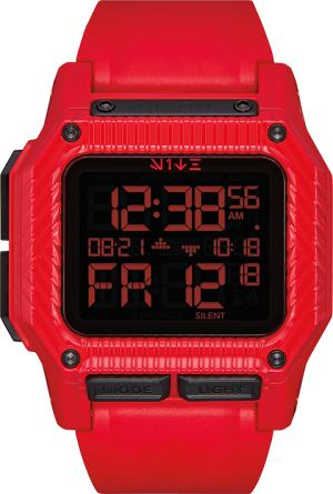 The Regulus Red Trooper Watch Jewelry