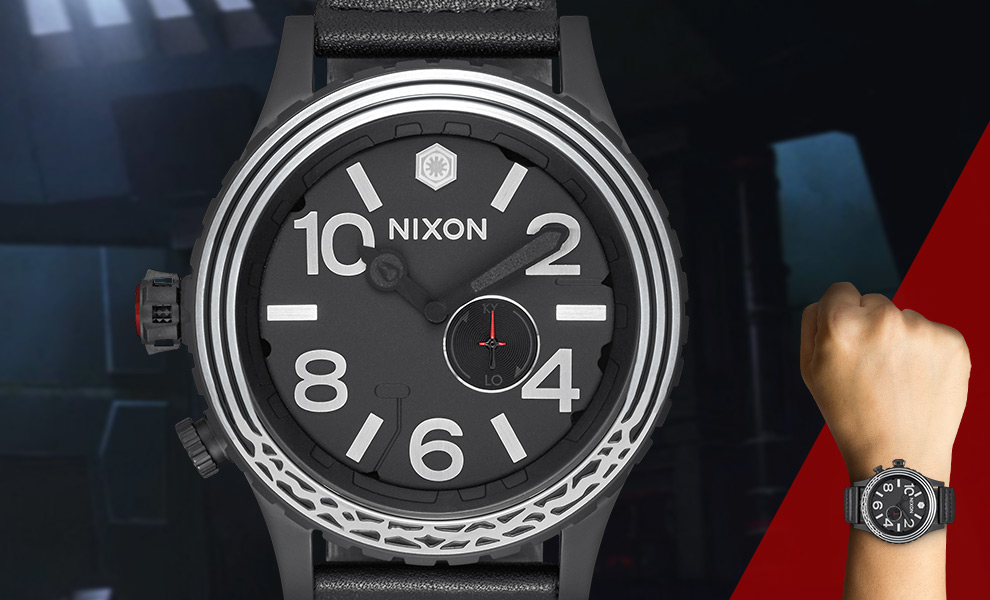Gallery Feature Image of Kylo Black 51-30 Watch Jewelry - Click to open image gallery