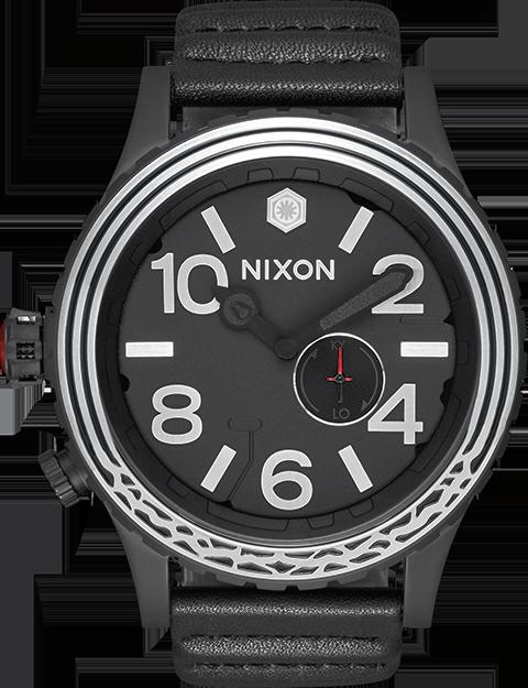 Nixon Kylo Black 51-30 Watch Jewelry