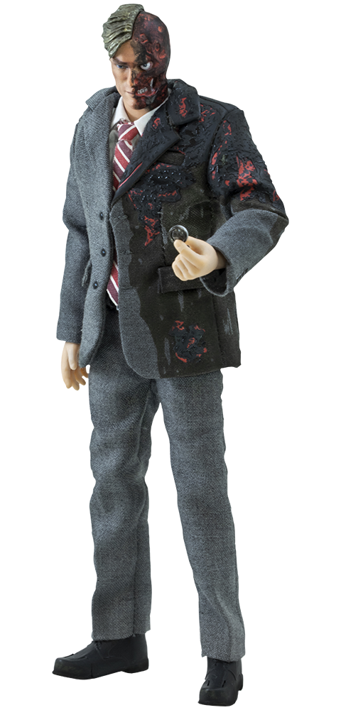 Soap Studio Two-Face (Harvey Dent) Figure