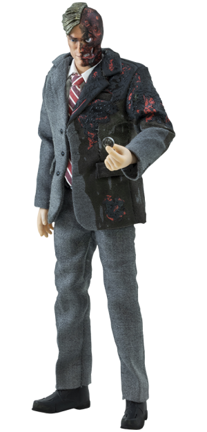 Two-Face (Harvey Dent) Figure