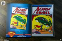 Gallery Image of Action Comics #1 Silver Foil Silver Collectible