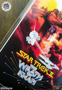 Gallery Image of Star Trek II: The Wrath of Khan Silver Foil Silver Collectible