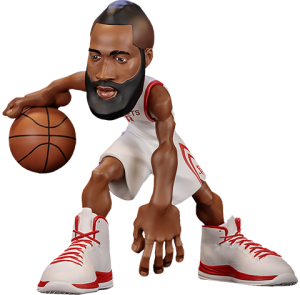 James Harden SmALL-Stars Collectible Figure