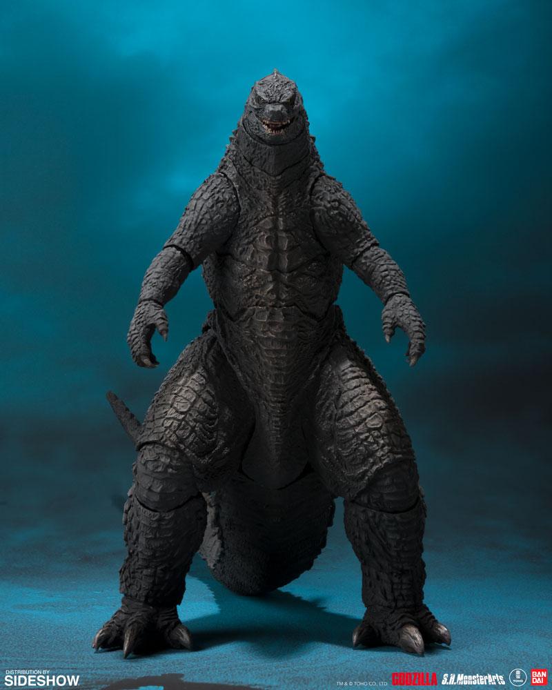 Godzilla 2019 S H Monsterarts Figure Sideshow Collectibles