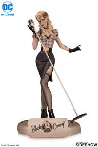 Gallery Image of Black Canary Statue
