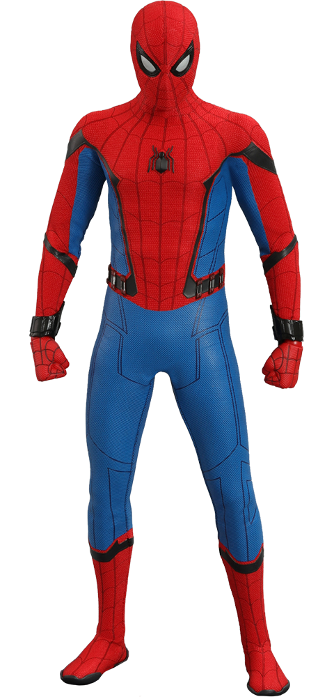 Hot Toys Spider-Man (Movie Promo Edition) Sixth Scale Figure
