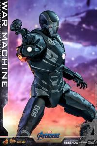 Gallery Image of War Machine Sixth Scale Figure