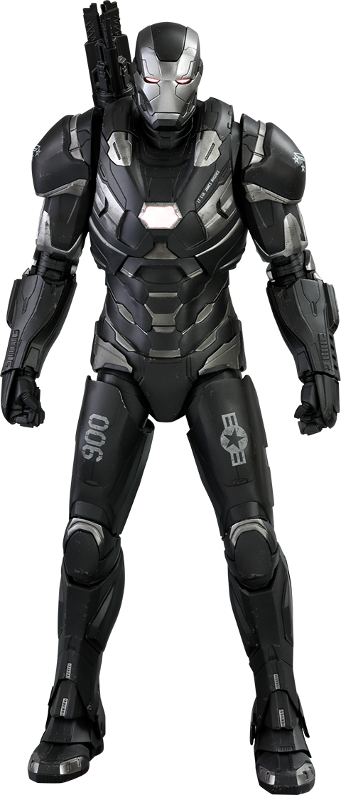 Hot Toys War Machine Sixth Scale Figure
