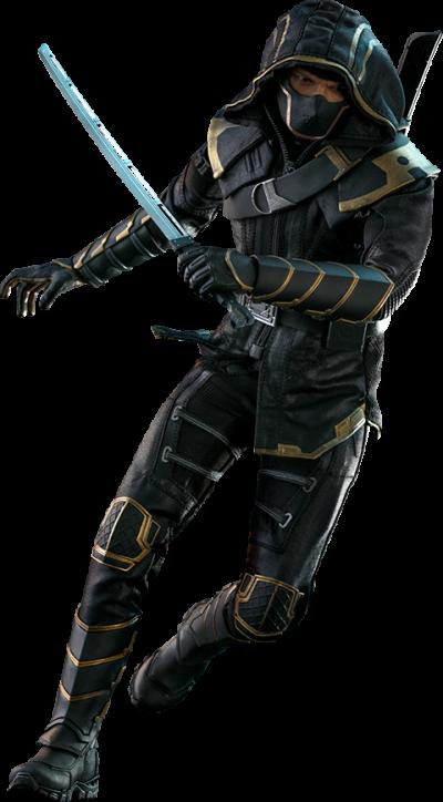 Hawkeye (Deluxe Version) Sixth Scale Figure