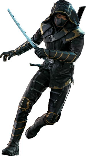 Hawkeye (Deluxe Version) Sixth Scale Figure