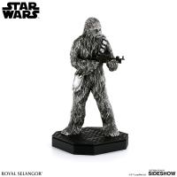 Gallery Image of Chewbacca Figurine Pewter Collectible