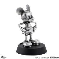 Gallery Image of Mickey Mouse Steamboat Willie Figurine Pewter Collectible