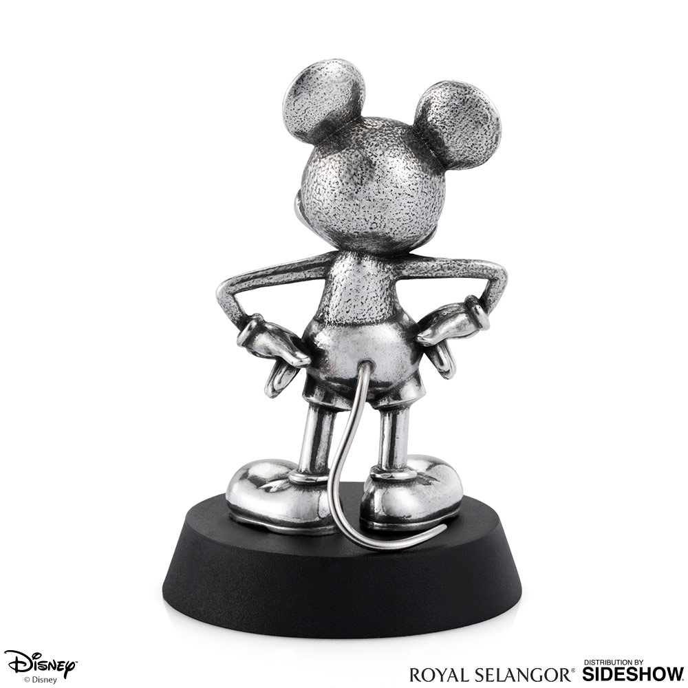 Mickey Mouse Steamboat Willie Figurine Sideshow Collectibles