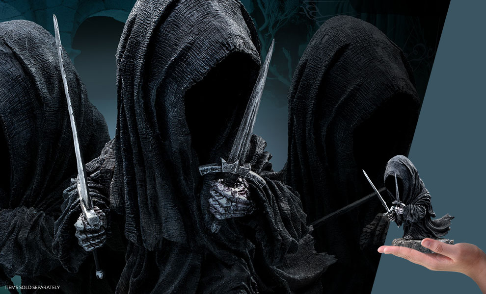 Gallery Feature Image of Nazgul (Deluxe Version) Vinyl Collectible - Click to open image gallery