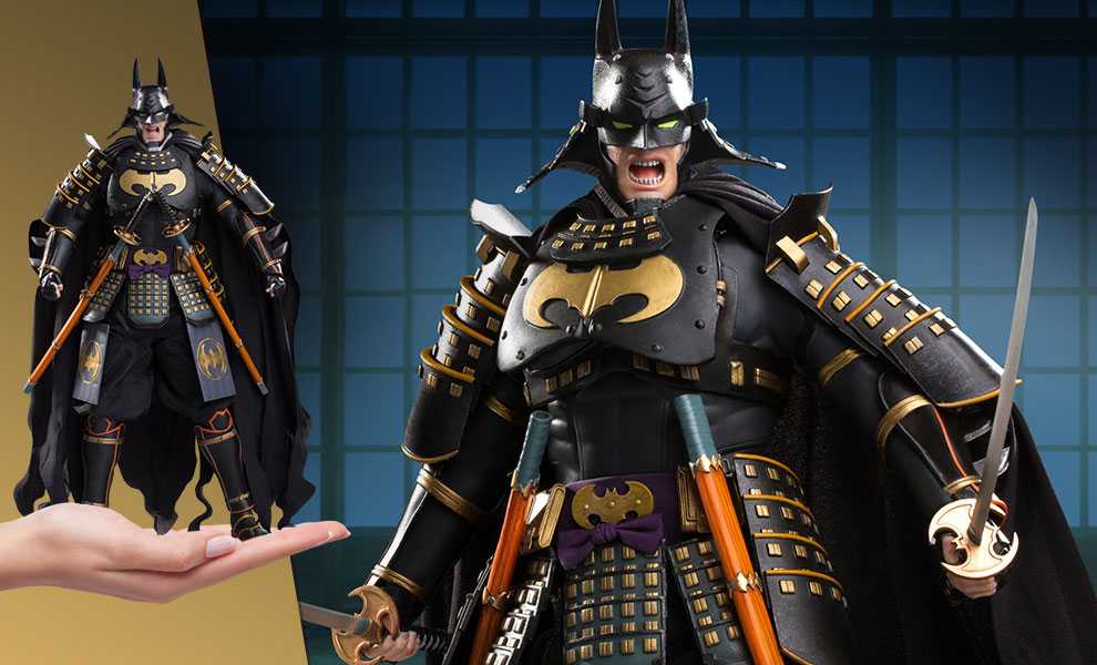Gallery Feature Image of Batman Ninja (Deluxe War Version) Sixth Scale Figure - Click to open image gallery