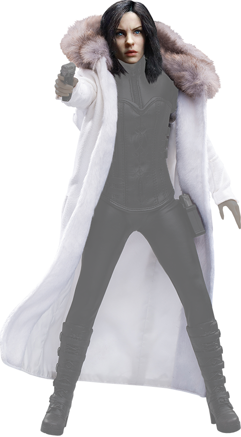 Star Ace Toys Ltd. Selene (Head & Coat Only) Sixth Scale Figure Set