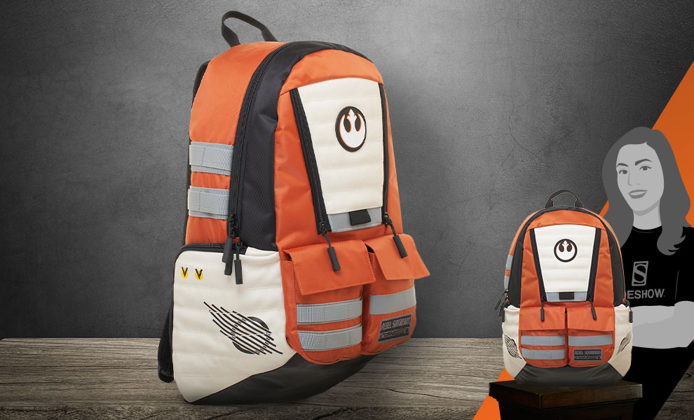 Gallery Feature Image of Rebel Pilot Backpack Apparel - Click to open image gallery