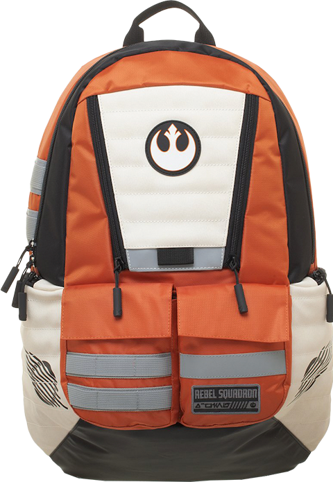Heroes & Villains Rebel Pilot Backpack Apparel