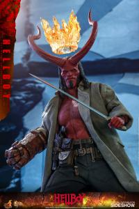 Gallery Image of Hellboy Sixth Scale Figure