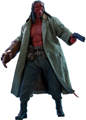 Hellboy Sixth Scale Figure