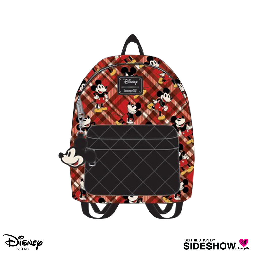 2dfe672c9a7 The Disney Mickey Mouse Quilted Mini Backpack from Loungefly ...