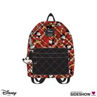 Gallery Image of Mickey Mouse Quilted Mini Backpack Apparel