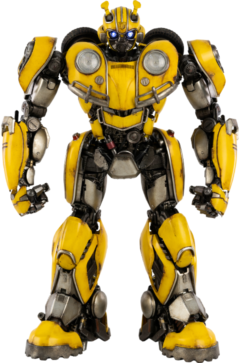 Threezero Bumblebee Premium Scale Collectible Figure