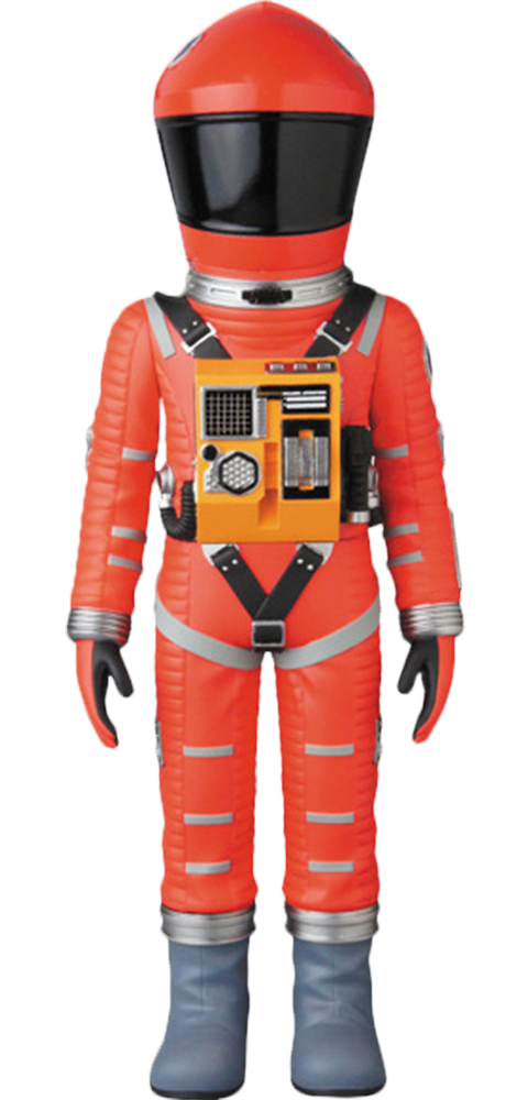 Medicom Toy Space Suit Vinyl Collectible