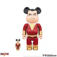 Gallery Image of Be@rbrick Shazam! 100% and 400% Collectible Set