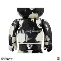 "Gallery Image of Be@rbrick Andy Warhol ""Double Mona Lisa"" 1000% Figure"